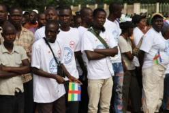 Des jeunes centrafricains. Crédit photo : Sources