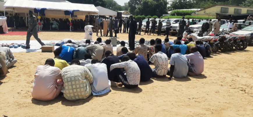Tchad : des civils qui se faisaient passer pour des officiers de police arrêtés