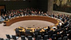 Le Conseil de sécurité de l'ONU à New York. Crédit photo : Sources