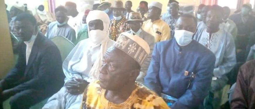dans la Tandjilé, le gouverneur rencontre les forces vives
