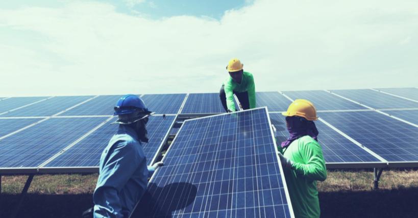 Les emplois liés aux énergies renouvelables s'élèvent à 12 millions dans le monde