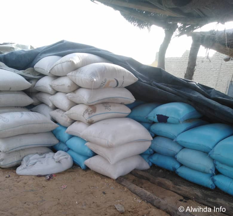 flambée de prix des céréales au marché de Mao
