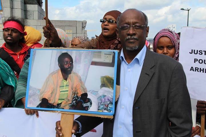 Hassan Mokbel, opposition djiboutienne, FRUD.