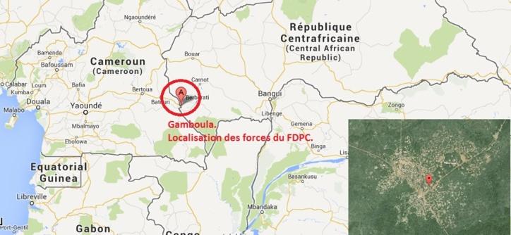 """Centrafrique : """"Notre mouvement n'a rien avoir avec de telles agressions"""""""
