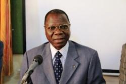 Le Premier ministre, Kalzeubet Pahimi Deubet.
