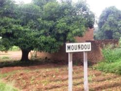 L'entrée de la ville de Moundou. Crédit photo : Sources