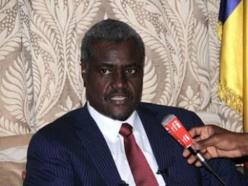Moussa Faki Mahamat, ministre tchadien des Affaires étrangères. Crédit photo : ambatchad-paris.org