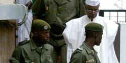 Hissein Habré. Crédit photo : AFP/STRINGER