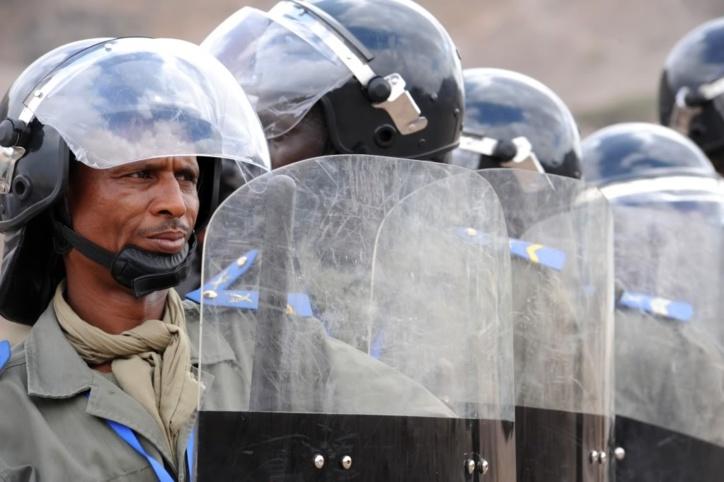 L'armée djiboutienne. Crédit photo : Sources