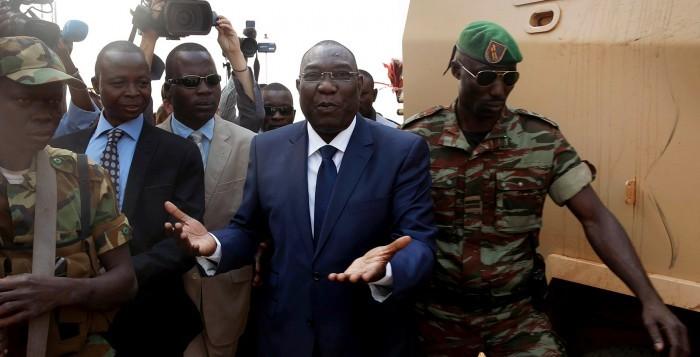 Michel Djotodia, ex-président de la transition. Crédit photo : Sources