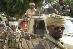 Des soldats tchadiens. Crédit photo : Sources