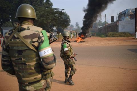 Centrafrique : L'Union Africaine déterminée à agir contre les milices et éléments armés