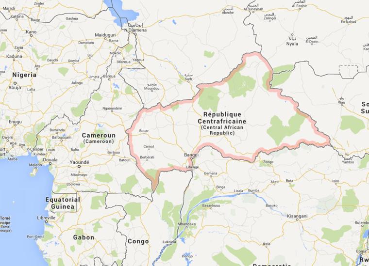 RCA : Création de l'Etat autonome du Nord Oubangui avec un Président de l'Autorité indépendante