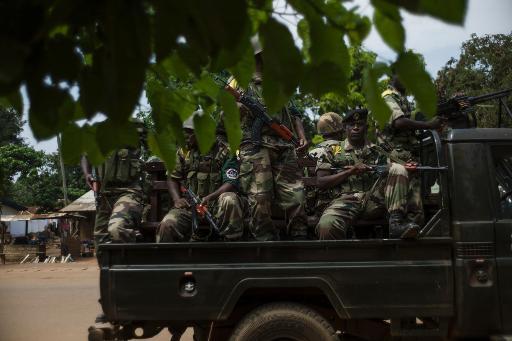 Centrafrique : Deux soldats tchadiens tués, deux autres blessés
