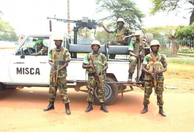 RCA : Les étudiants annoncent une manifestation contre le contingent tchadien