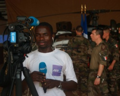 Centrafrique : Pacôme Pabandji, le parcours d'un citoyen au service de l'information