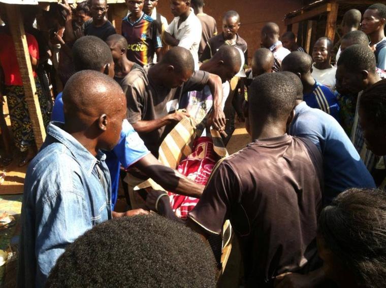 Bangui : Le quartier Fatima en deuil, l'attaque condamnée