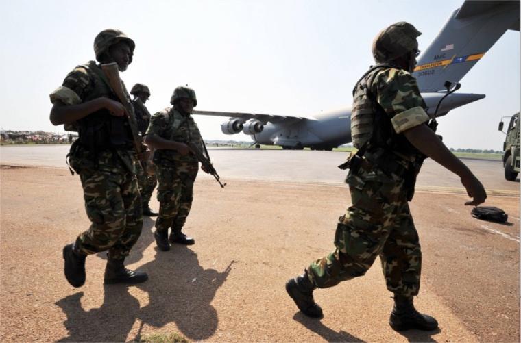 Centrafrique : La MISCA consternée par l'attaque à la grenade sur des civils