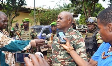RCA : Face au lynchage médiatique contre l'armée tchadienne, la MISCA réagit