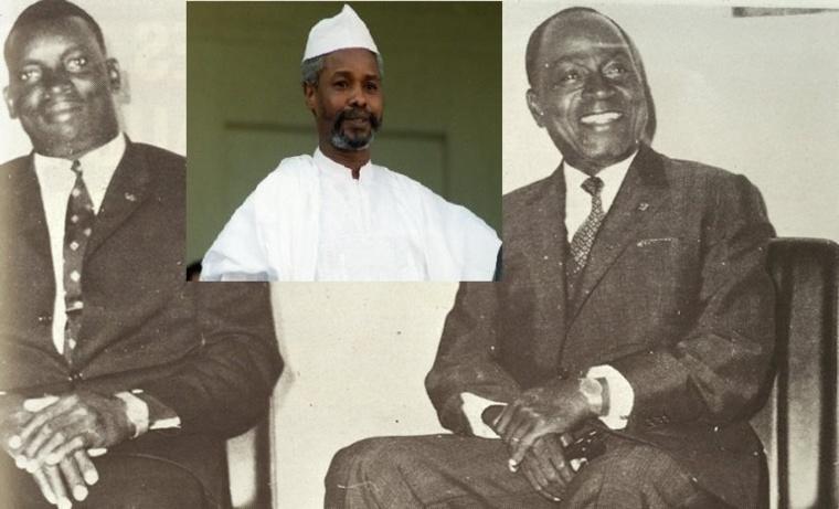 Tchad : Houphouet Boigny et Eyadema avaient remboursé l'argent emporté par Habré