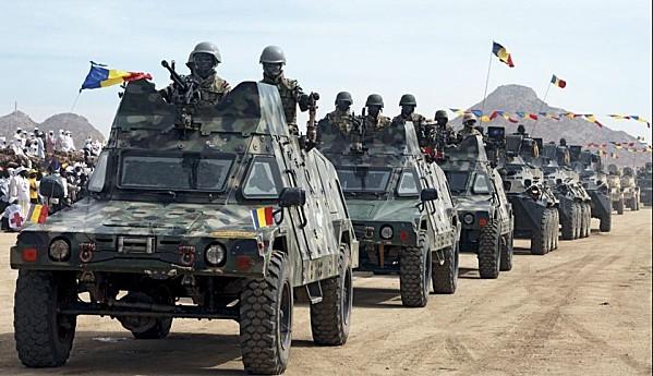 L'éloge de l'armée tchadienne par un Centrafricain