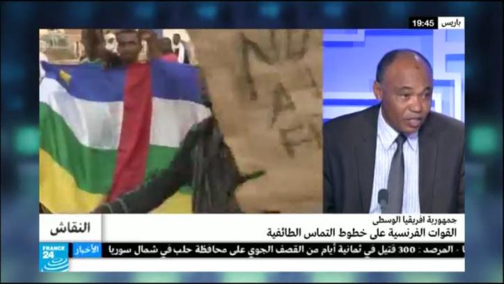 M. Ahmat Yacoub Dabio, Politologue, chercheur Conseiller chargé de Missions à la Médiature de la République du Tchad