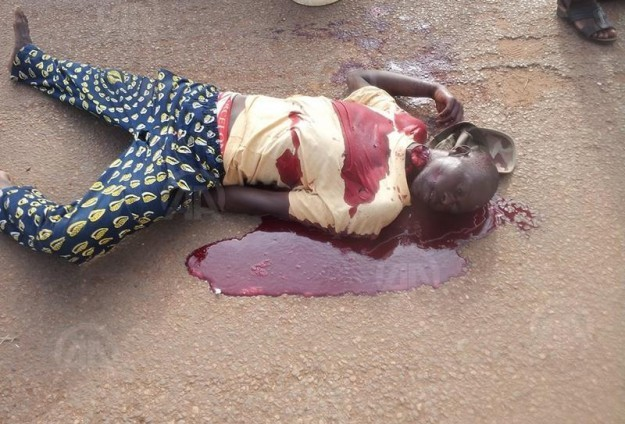 Bangui : un musulman trouvé mort, la gorge tranchée