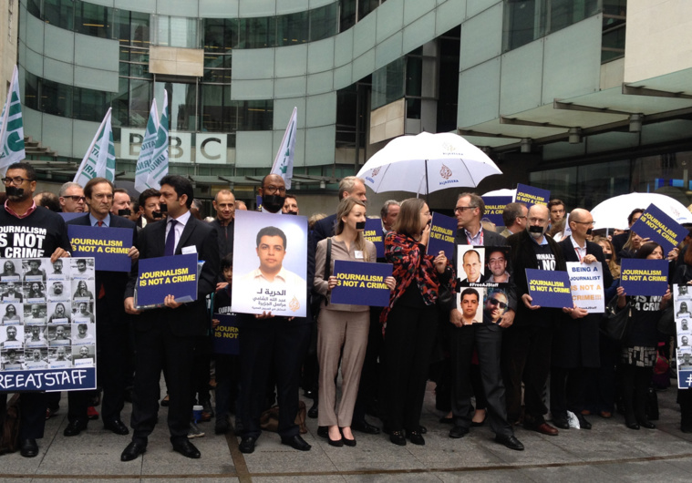 Al Jazeera journalists remain in jail despite lack of evidence in court