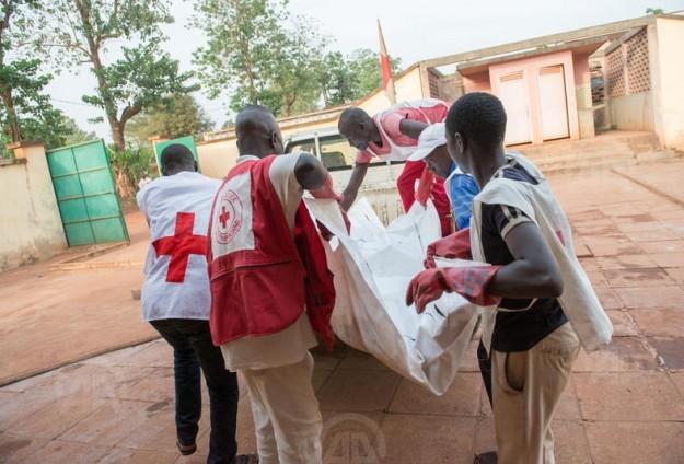 RCA : De nombreux morts à Grimari, trois jours d'affrontements (Croix Rouge)