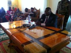 Election présidentielle de 2015 : Xavier Sylvestre Yangongo candidat indépendant