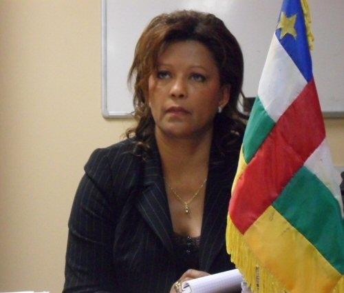 Marie-Reine Hassen, Présidente du MRC.