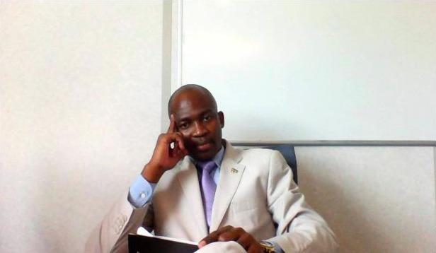 Godfroy- Luther GONDJE- DJANAYANG, Expert- Analyste en Gestion des crises politico- militaires.