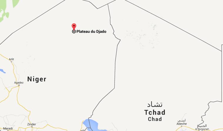 La ruée des tchadiens vers les montagnes du Djado