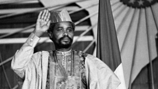 L'ex-Dictateur Hissein Habré.