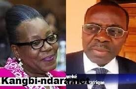 Détournement : près de 900 carats disparus, Catherine Samba-Panza et André Nzapayeké s'incriminent