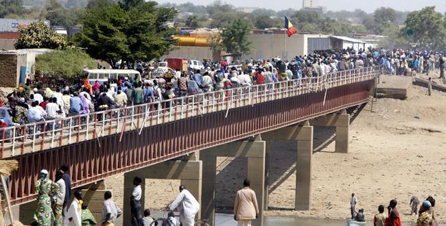 Pont de Nguéli.