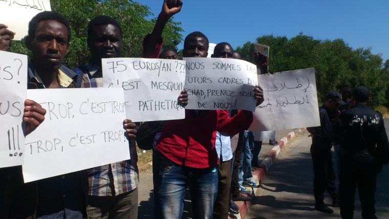 Tchad : Les bourses de l'infortune