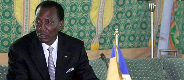 Le chef de l'Etat Idriss Déby; Crédit photo : Sources