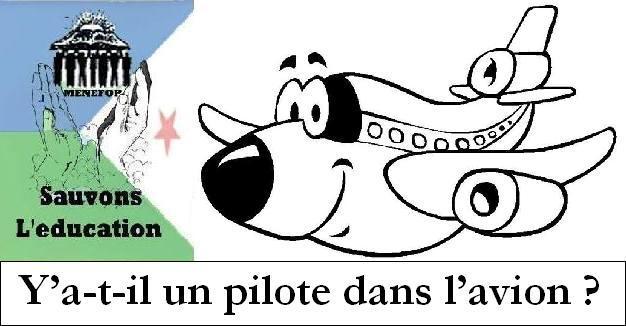 Djibouti - Éducation Nationale : Y a-t-il un pilote dans l'avion ?