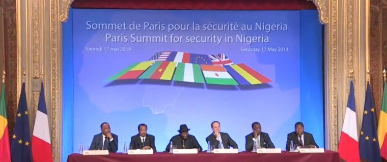 Le Nigeria veut l'autorisation du Tchad pour que son armée franchisse sa frontière