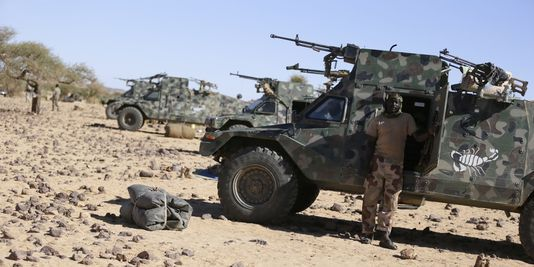Mali : Quatre militaires tchadiens tués dans un attentat