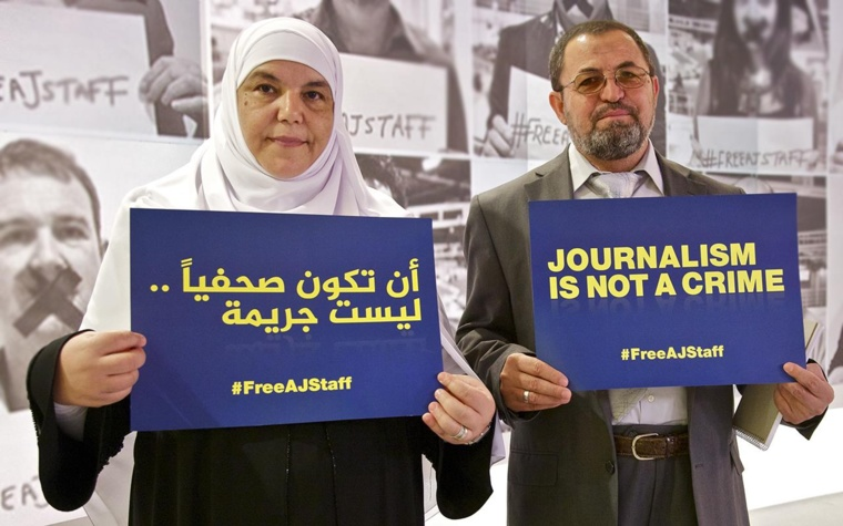 Egypt to release hunger-striking Al Jazeera journalist‏