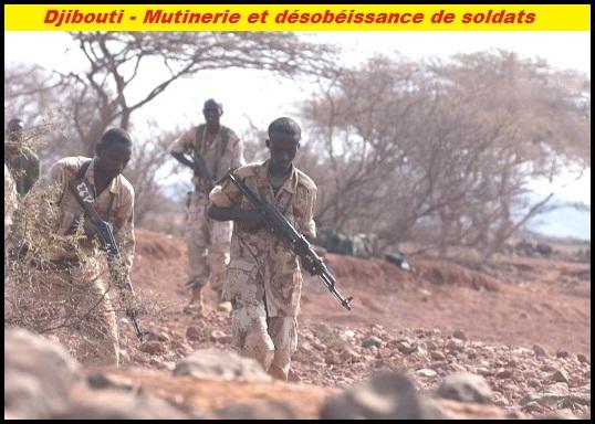 Djibouti - Mutinerie au sein des Forces Armées