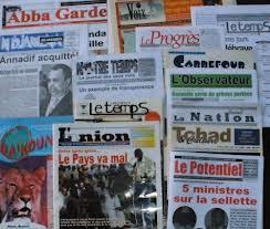 Tchad : Les journaux N'Djamena Bi-Hebdo et Eclairages condamnés