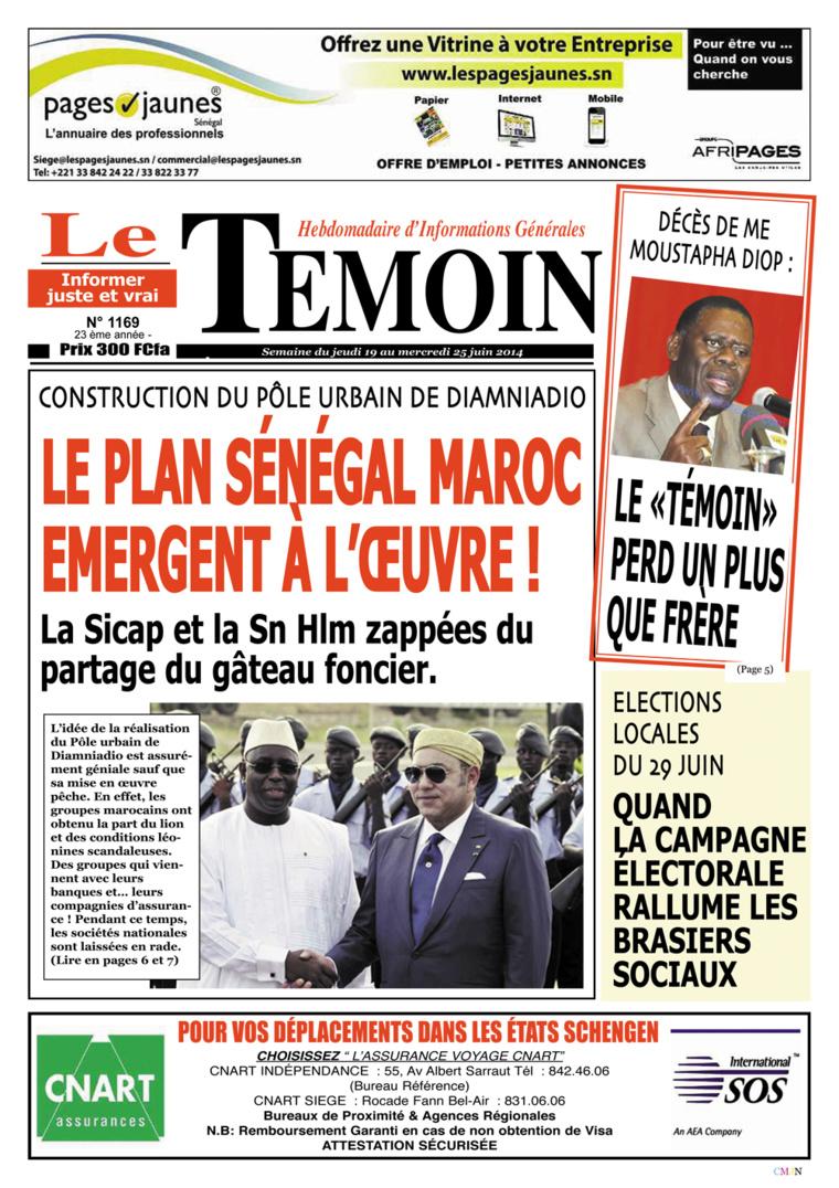 Les assureurs sénégalais contre l'arrivée des « trop gourmands »  Marocains de « Wafa-Assurance »