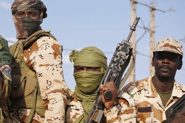 Des soldats tchadiens de l'ex-FOMAC en Centrafrique. Photo non datée. Sources