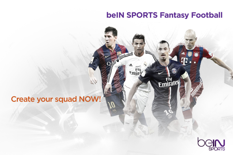 Create Your Winning Champions League Squad and Compete With beIN SPORTS Fantasy Football