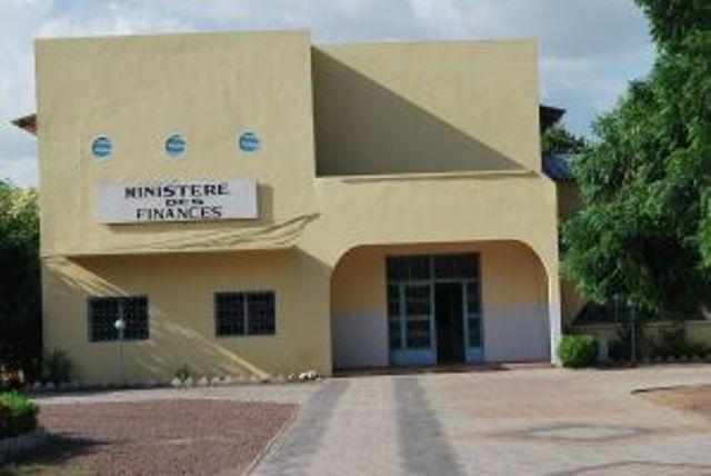 Le ministère des finances. Crédit photo : Sources
