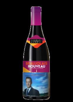 Le Vin Sarkozy Nouveau est Arrivé!!
