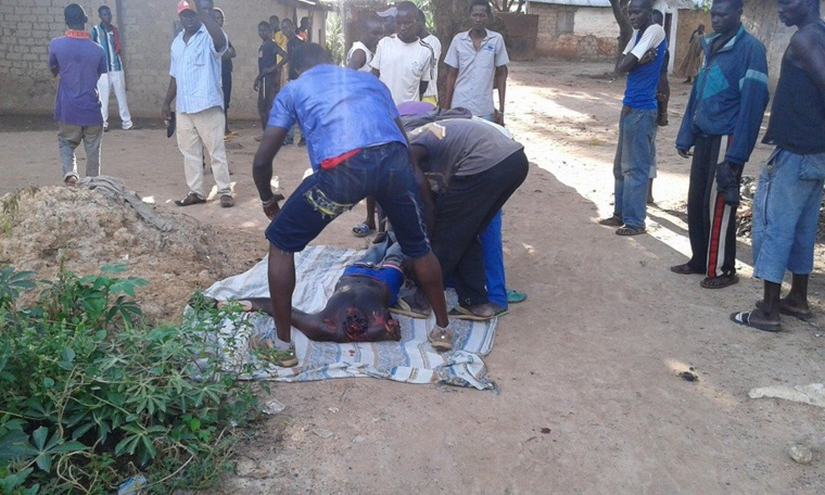 Centrafrique: Un commerçant sénégalais égorgé par les Anti-Balaka. Crédit photo : DIASPORA MEDIA